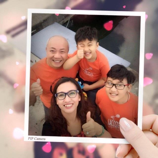 Tổ ấm nhỏ hạnh phúc của BTV Vân Anh