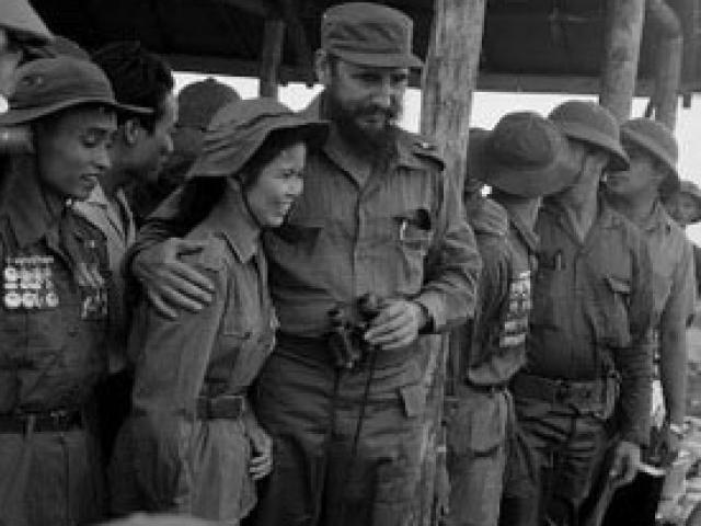 """""""Người con nuôi Việt Nam"""" ít người biết của Fidel Castro - 2"""