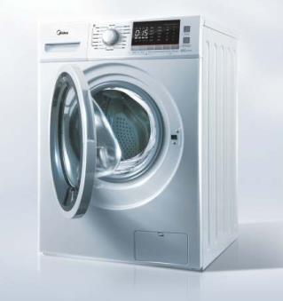 Máy giặt Midea Crown series cho hiệu suất giặt đạt gần 100%