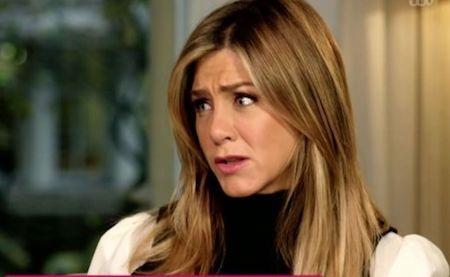 Jennifer Aniston thẳng thắn giãi bày trên sóng truyền hình