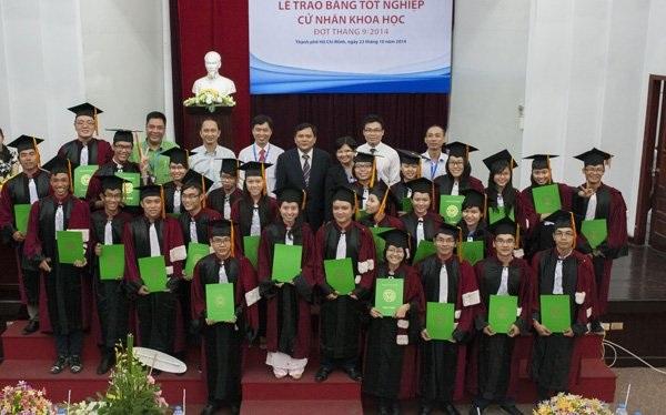 Nhiều sinh viên tốt nghiệp đã có lương khởi điểm 2.000 USD/tháng