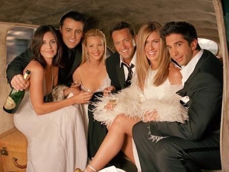 """Bộ phim """"Friends"""" khó có cơ hội tái ngộ khán giả"""