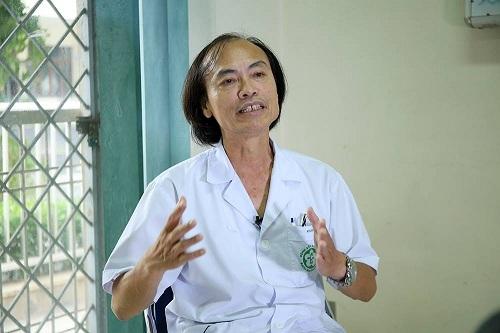 PGS.TS Nguyễn Tiến Dũng.
