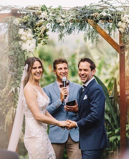 Casey Beros và chồng đã thực hiện nguyên lý hứa hẹn 10 năm