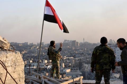 Phương Tây và NATO quá vội vàng trước chiến thắng tại thành cổ Aleppo