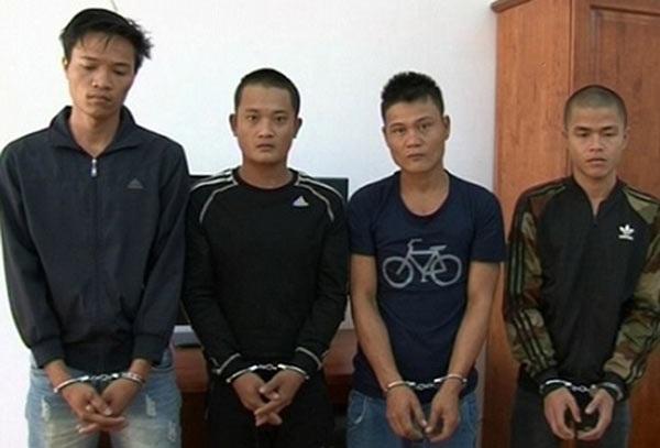 Các đối tượng có hành vi giúp sức, che giấu tên Hùng bỏ trốn đã bị bắt giữ.