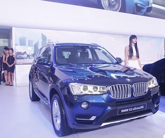 Euro Auto hiện là nhà nhập khẩu chính hãng các dòng xe ô tô BMW, Mini.