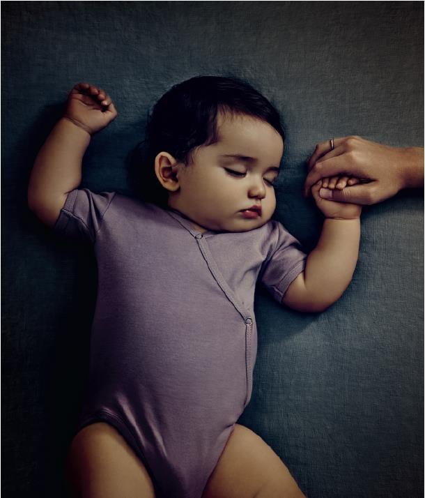 Giấc ngủ ngon và sâu có tác động tích cực trong việc phát triển trí não, học tập và trí nhớ của trẻ