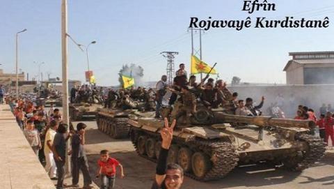 Sự liên kết với người Kurd là phúc hay là họa đối với Syria?