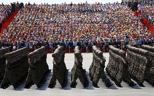 """Chống tham nhũng trong quân đội là ưu tiên hàng đầu trong chiến dịch """"Đả hổ diệt ruồi"""" của ông Tập Cận Bình. (Ảnh: Reuters)"""