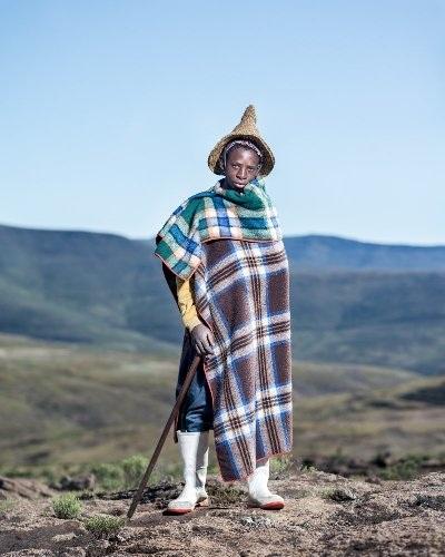 Những bức ảnh tuyệt đẹp về cuộc sống trên lưng ngựa vùng núi Lesotho - 10