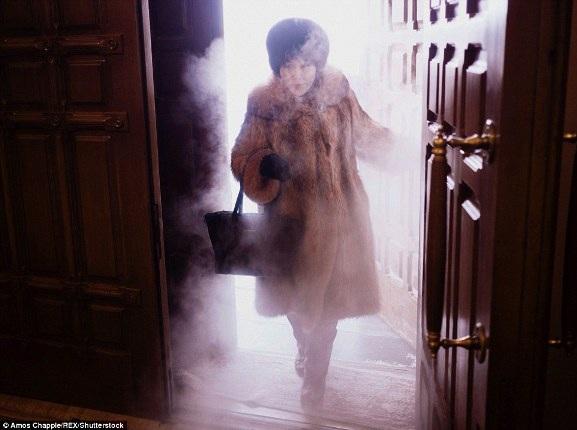 Đến thăm thị trấn có người ở lạnh nhất thế giới - 11