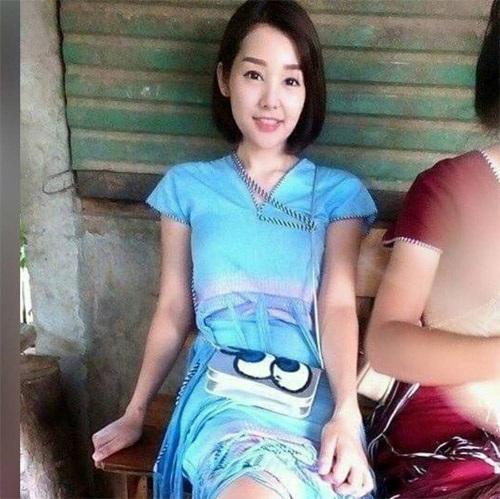 Ngắm dung nhan người mẫu Thái Lan tắm bùn trong ổ gà - 7