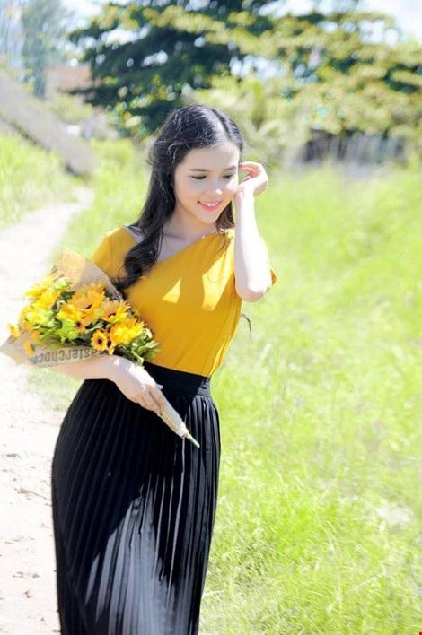 Huỳnh Thúy Vi - người đẹp giống hoa hậu Nguyễn Cao Kỳ Duyên - Ảnh 8.
