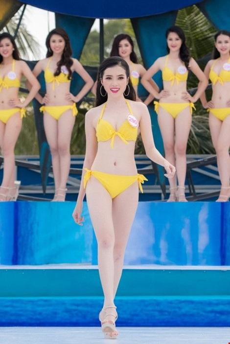 Huỳnh Thúy Vi - người đẹp giống hoa hậu Nguyễn Cao Kỳ Duyên - Ảnh 13.