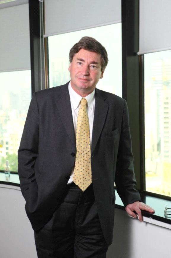 Diễn giả Marc Townsend – Tổng giám đốc CBRE