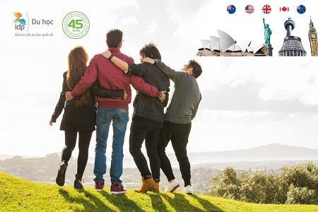 Cơ hội du học Úc, Mỹ, Canada, Anh & New Zealand rộng mở - 2