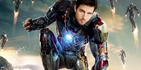 Tom Cruise không hào hứng với việc khoác lên mình bộ giáp của một siêu anh hùng