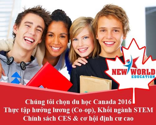Chọn du học Canada 2016 với nhiều chính sách thuận lợi - 2