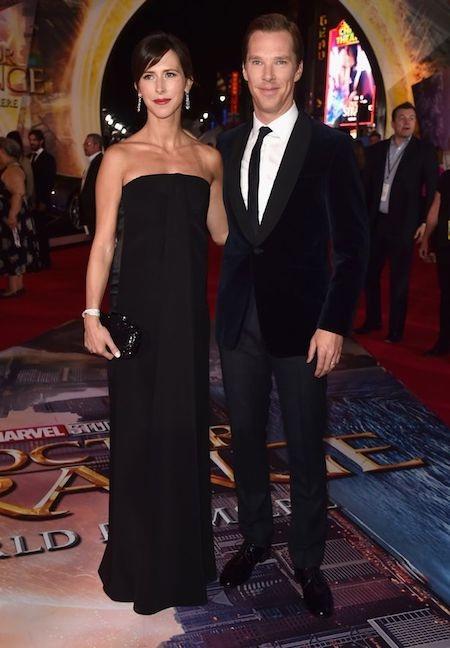 Sophie Hunter diện một chiếc váy khá thoải mái khi sánh bước bên chồng…