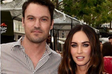 """Megan Fox và ông xã Brian Austin Green đã có với nhau 3 """"mặt con"""""""