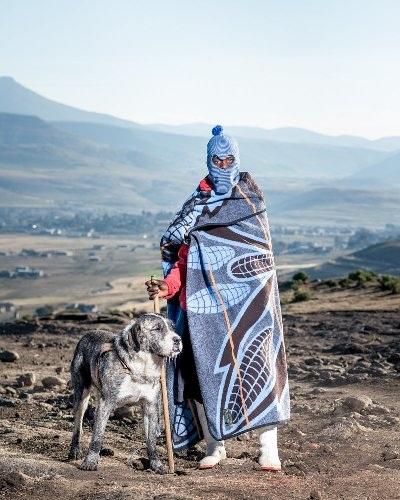 Những bức ảnh tuyệt đẹp về cuộc sống trên lưng ngựa vùng núi Lesotho - 2