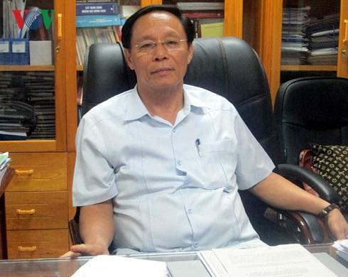 PGS.TS Trương Ngọc Nam, Giám đốc Học viện Báo chí và Tuyên truyền.