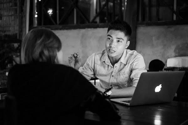 Anh Nguyễn Bá Phương, CEO của thương hiệu ZENDA luôn tâm huyết với ý tưởng kinh doanh gắn liền với hoạt động vì cộng đồng