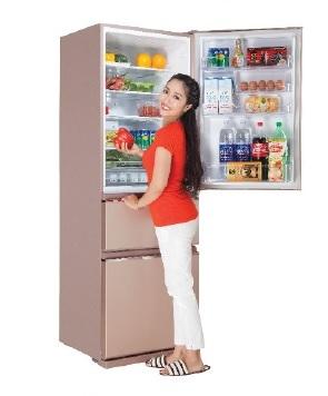 Lấy rau quả thoải mái không phải khom cúi như tủ lạnh thông thường