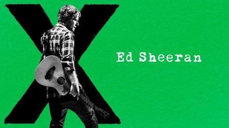 """Ed Sheeran vẫn thu được khoản lợi nhuận khổng lồ từ album """"X"""""""