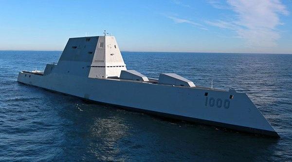 Tàu chiến công nghệ cao và đắt tiền nhất của Hải quân Hoa Kỳ bị hỏng lần thứ hai - 2