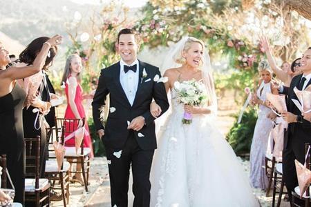 Năm 2016, năm tràn ngập những hôn lễ trong mơ của các sao - 3