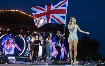 """Tour diễn """"1989"""" đã đem lại những nguồn thu """"khủng"""" cho Taylor Swift"""