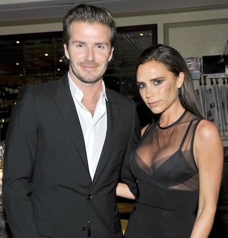 Tình cảm của vợ chồng David Beckham vẫn mặn nồng như ngày nào