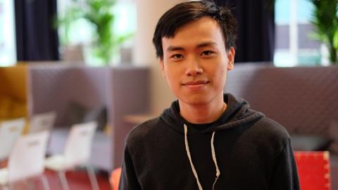 Nguyễn Hải Khánh từ bỏ mức lương 100.000USD/năm ở Google để tới Facebook làm việc