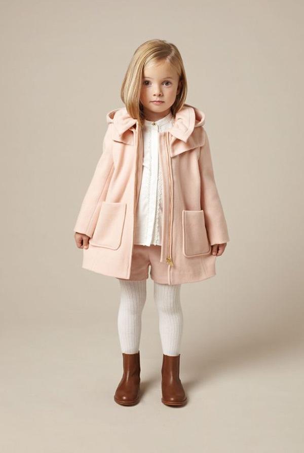 Gợi ý những bộ đồ mùa đông cực chất dành cho bé gái - 3