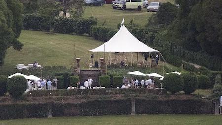 Đám cưới đã bí mật diễn ra tại Australia