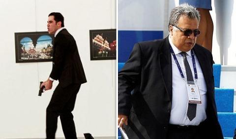 Vụ ám sát Đại sứ Nga dự báo ảnh hưởng nặng nề quan hệ Nga- Thổ Nhĩ Kỳ.