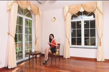 Cửa uPVC mang lại vẻ đẹp hiện đại cho ngôi nhà