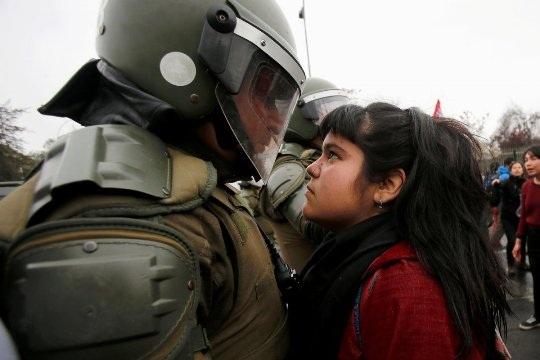 Những bức ảnh báo chí đẹp nhất 2016 của Reuters - 20