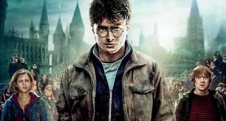 """… trong bom tấn """"Harry Potter và bảo bối tử thần"""""""