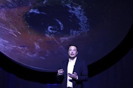 Elon Musk đang gây xôn xao với kế hoạch chinh phục sao Hỏa