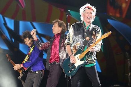 Suốt thời gian qua, Rolling Stones chỉ đi tour mà không ra mắt album mới