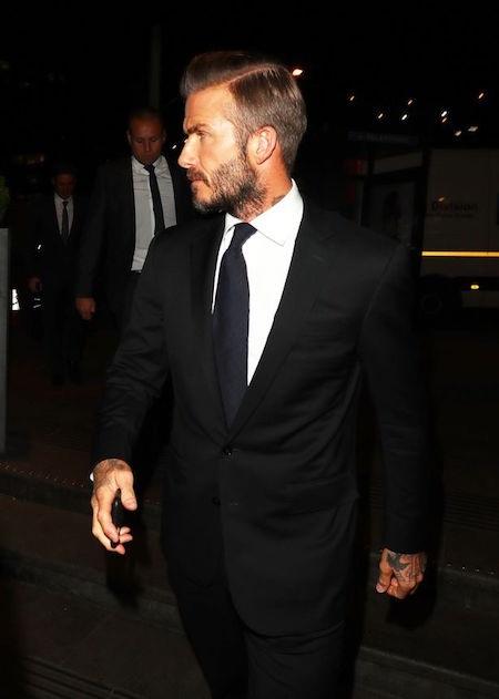 """David Beckham khiến các chị em phụ nữ """"mê mệt"""" vì sự nam tính, bảnh bao"""