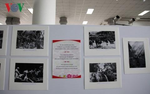 Một số hình ảnh tại triển lãm.