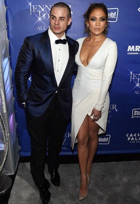 J.Lo vừa chia tay bạn trai Casper Smart