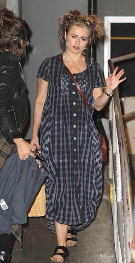 Nữ diễn viên người Anh vô cùng tự tin…
