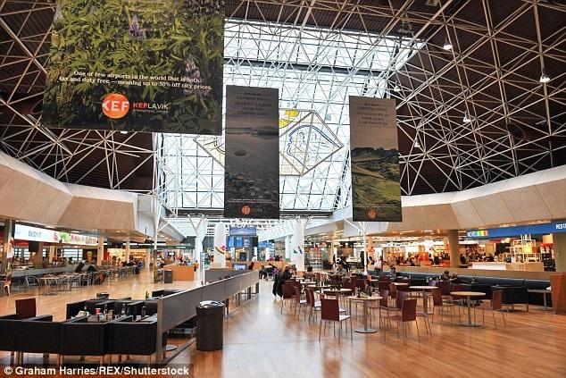 5 sân bay khiến khách không thể chợp mắt - 3
