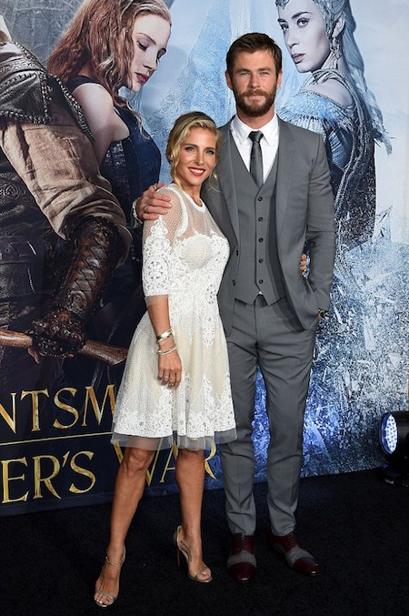 """Chris Hemsworth bị đồn đang gặp """"trục trặc"""" với vợ"""