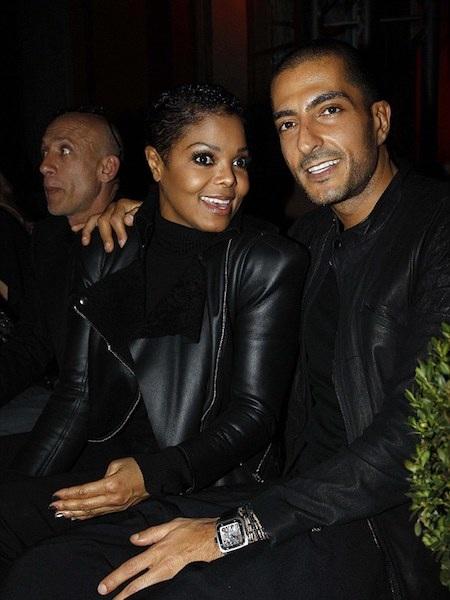 Ông xã Wissam của Janet Jackson sở hữu khối gia sản kếch xù